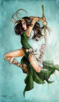Lady Loki II by CaptBexx