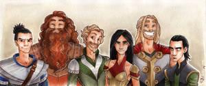 Warriors of Asgard