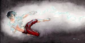 Lightning by CaptBexx