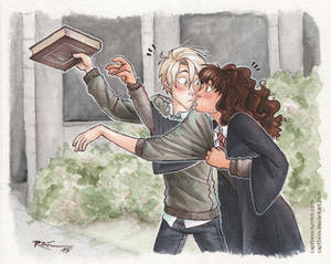 Give that back! [Dramione]