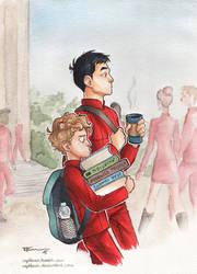Starfleet Academy by CaptBexx