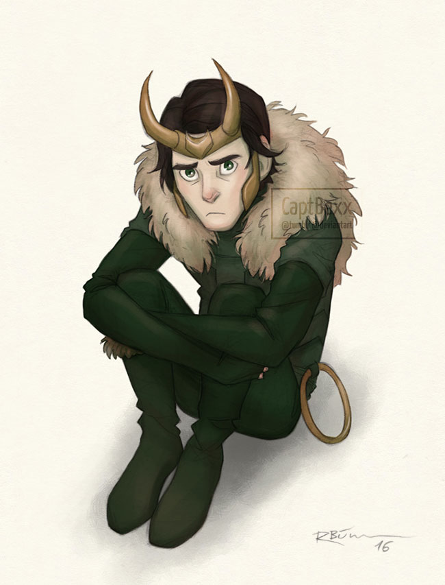 Loki - AoA by CaptBexx