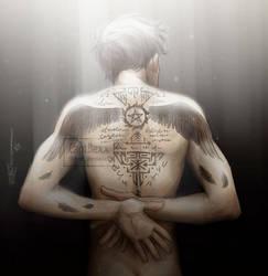Tattooed Cas
