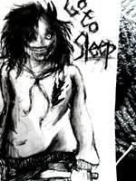 Jeff the Killer by sallysayuri