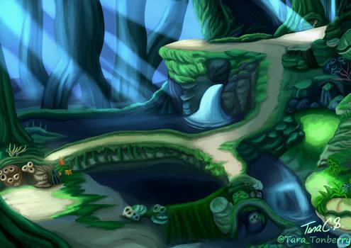 Chrono Cross - Forest Of Cutting Shadows