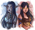 World of Warcraft - Character Portrait