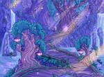 Faelight Forest - Dappled Path