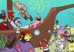 Robot Pirate Island