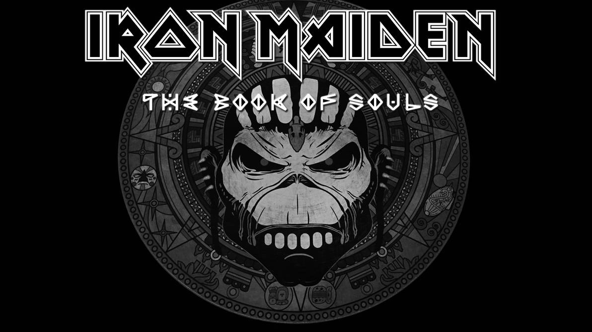 Iron Maiden The Book Of Souls By Fabmetalbr On Deviantart