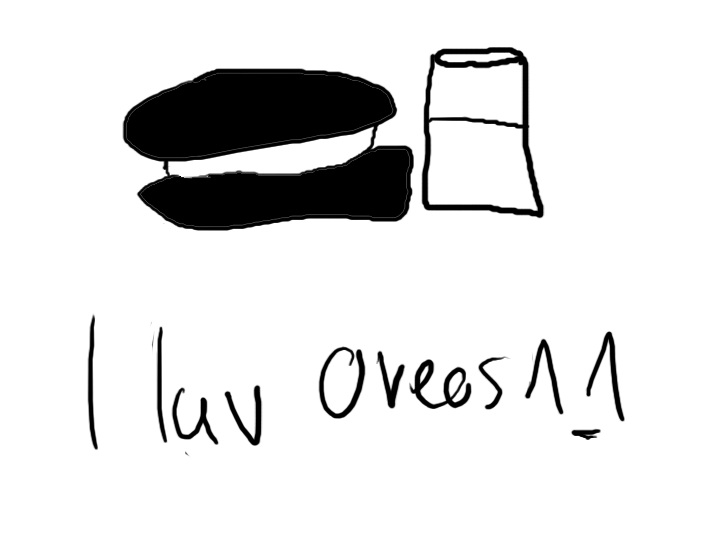 i LUV oreos by Oreoplz