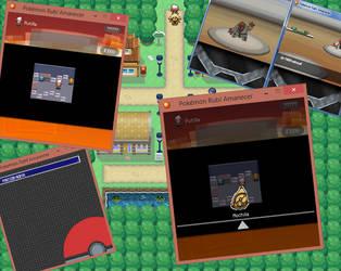 Pokemon RAZA - RPGXP Project by KleinStudio