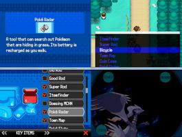 Pokemon Essentials BW V3 - Registered Key Items by KleinStudio