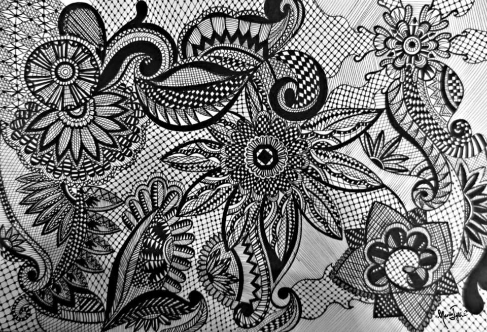 Doodle Art Designs : Doodling design by maniarapunzel on deviantart