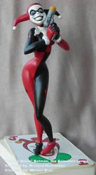 Harley Quinn by darkwax