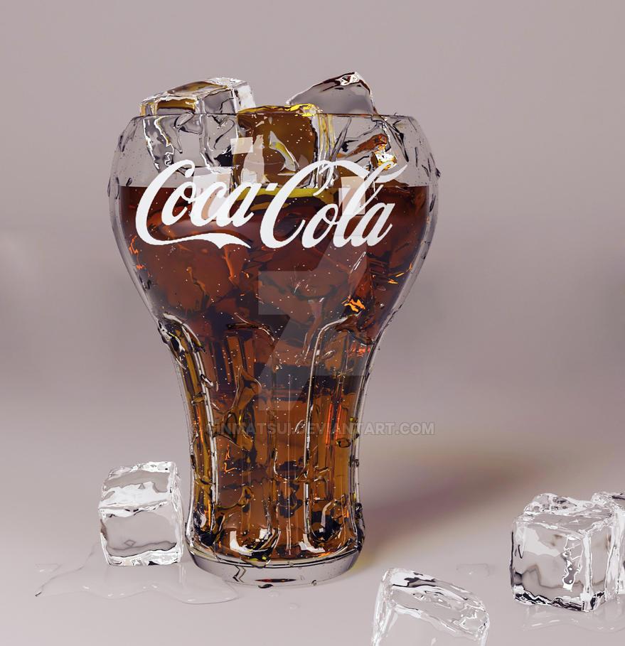 coca cola (3dsmax + vray) by Ginmatsui on DeviantArt