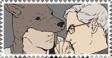 Vulpes Arcade Slash Stamp by CoffeeMinx