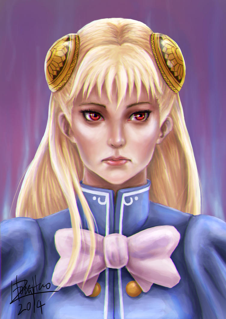 Ingrid, Street Fighter Fan Art by CGHow