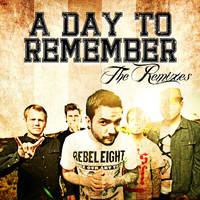ADTR Remixes album Cover art