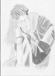 Yui and Syaoran