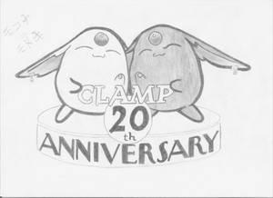 Mokona Modoki - CLAMP 20th Anniversary