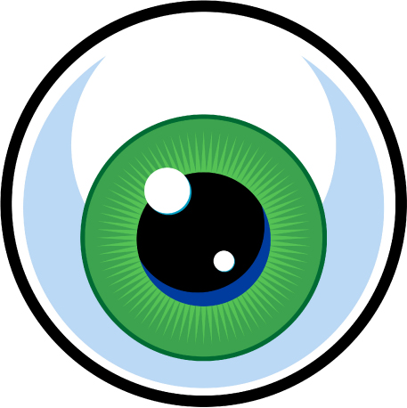 creepy vector eyeball by zerohdog on deviantart rh zerohdog deviantart com Eye Vector free vector eyeball