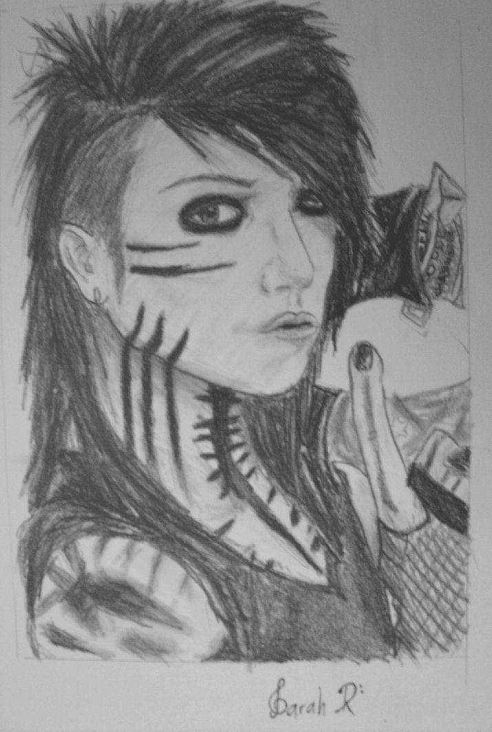 Ashley Purdy by XxShadowHeart13xX on DeviantArt