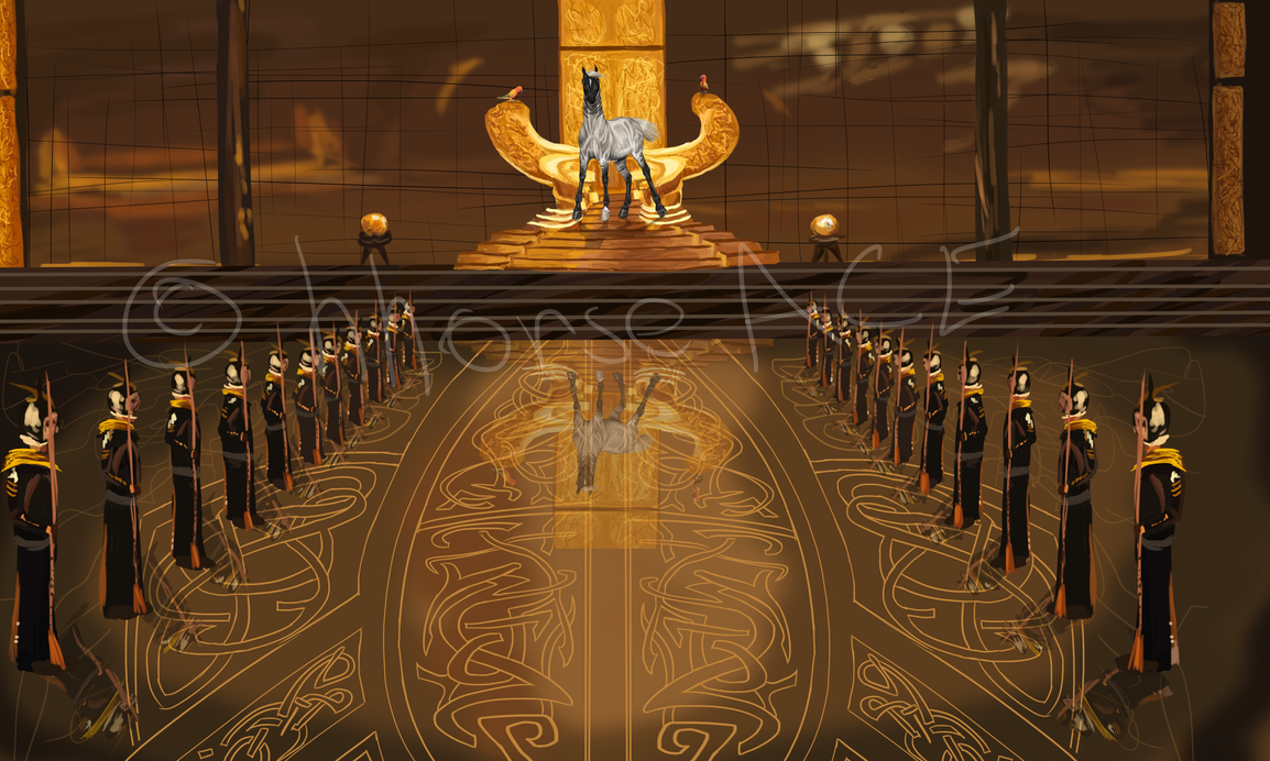 Gods Chat Room