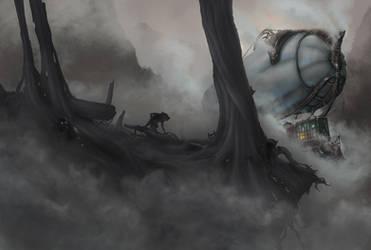 The Dark Nine by geduliss
