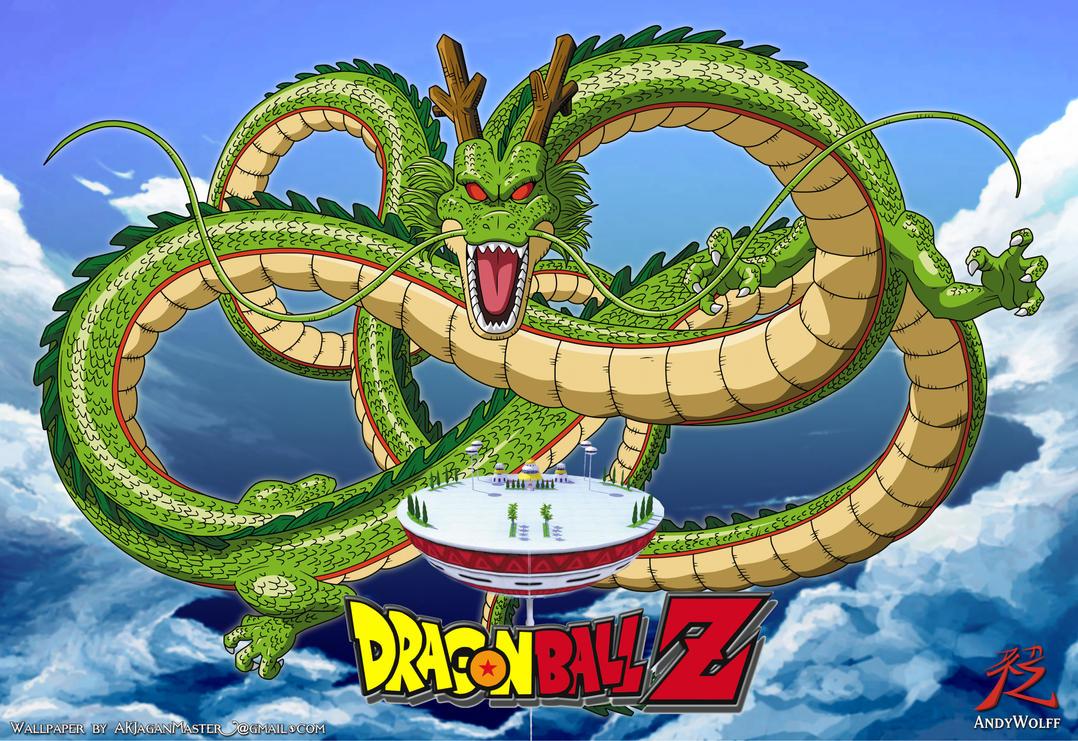 Must see Wallpaper Dragon Ball Z Deviantart - earth_shenlong_wallpaper___dragon_ball_z_by_akjaganmaster-d7wpk5p  Image_245570 .jpg