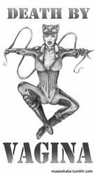 No Hard Feelings Catwoman by asimpleparadox