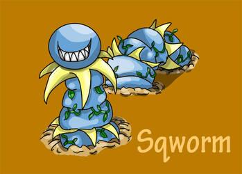 sqworm by asimpleparadox