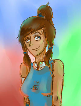 first go at SAI Korra