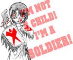 Soldier. by asimpleparadox