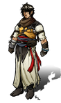 Dungeons and Dragons - Monk