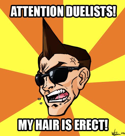 ATTENTION DUELIST'S Attention_Duelists____by_RazariK