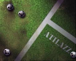 footbal field typo