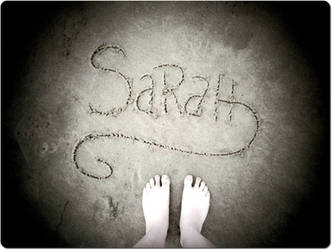 Write My Name in the Sand by blackstar707