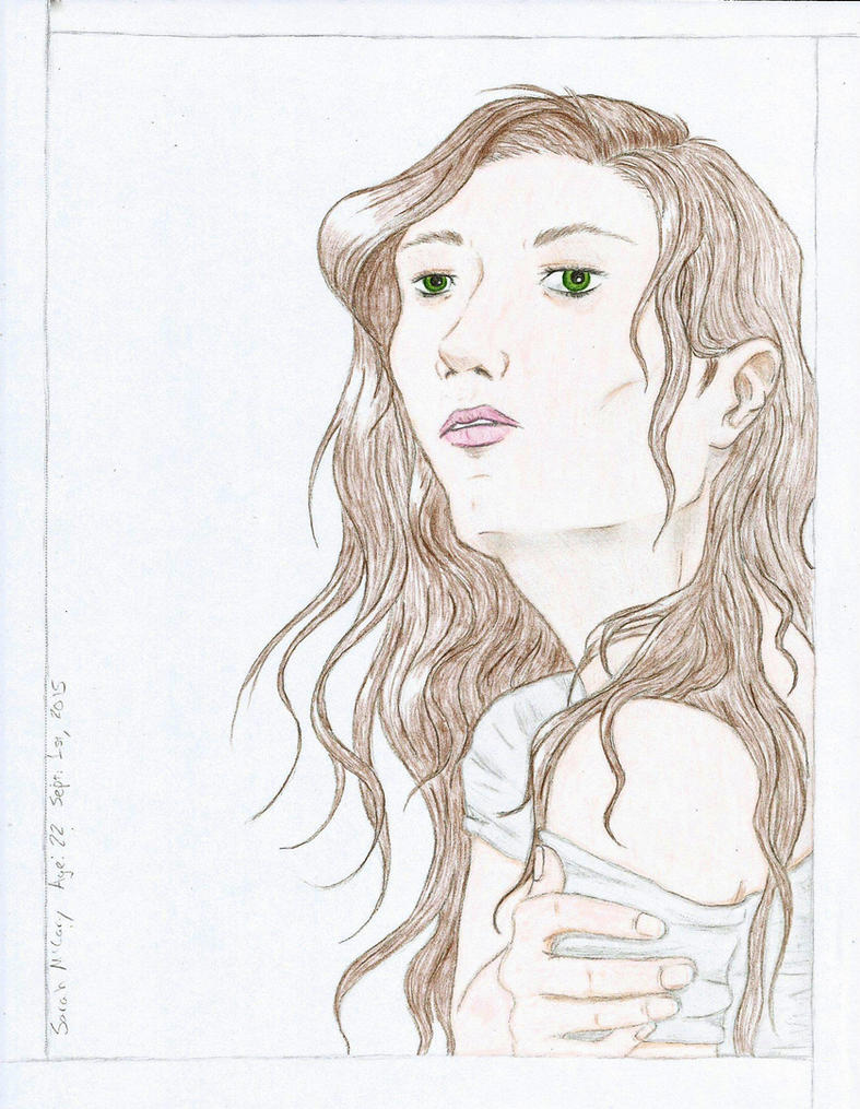 Mariah Aisling - Colored by blackstar707