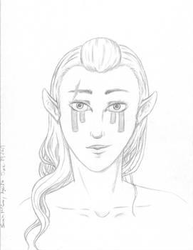 Smirking Elf