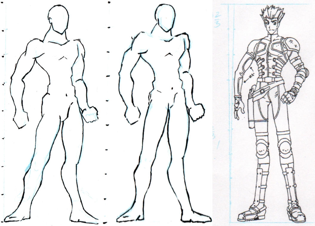 Nightow Proportion Study by bink1227