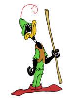 Robin Hood Daffy by Winter-Freak