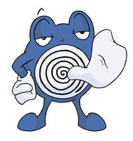 061 - Poliwhirl by Winter-Freak
