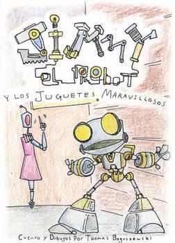 Jimmy el Robot - cover