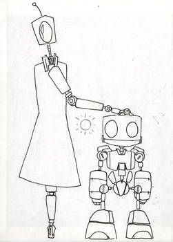 Jimmy el Robot pg. 1