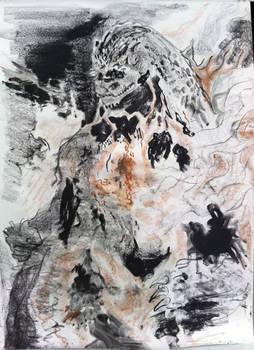 Godzilla SpringCon Sketch