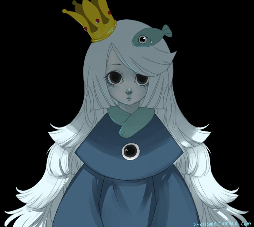 Wadanohara - Princess Uomi by D-Kitsune