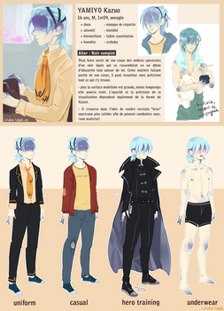 Application - Kazuo Yamiyo
