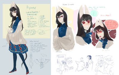 Application - Ayame by Laureth-dk