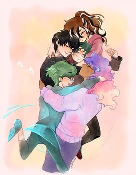 [MIAM] Attack !! hug