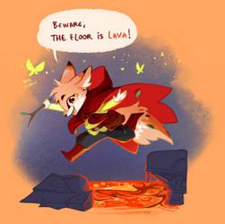[CDChallenge] Fox adventurer